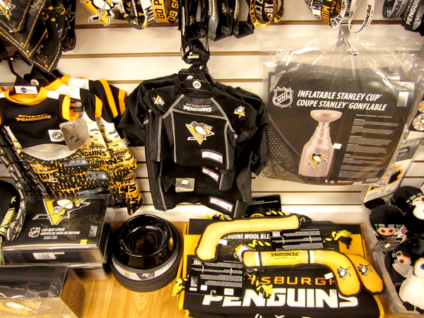 Pittsburgh Penguins Autographed Collectibles