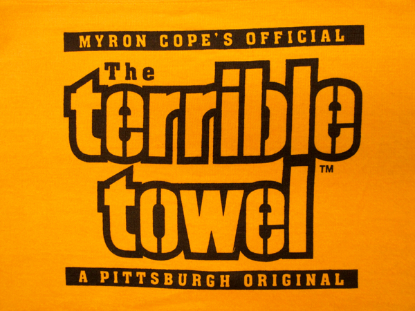 A Brief History of The Terrible Towel