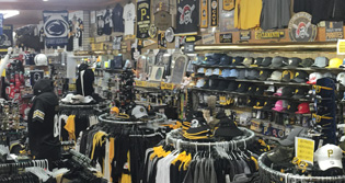 Pirates Merchandise at Crawford's Gift Shop - Your Black & Gold Headquarters