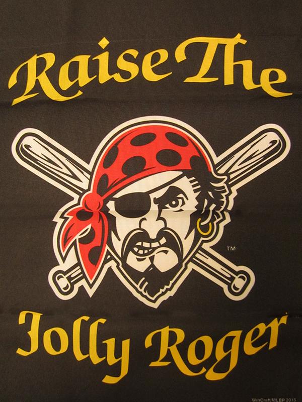 Raise the Jolly Roger! Get Your PBGH Pirates Skull & Crossbones Flag Ready!