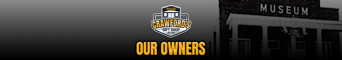 Our Owners - Crawford's Gift Shop - Your Black & Gold Headquarters