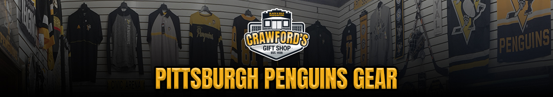Penguins - Crawford's Gift Shop - Your Black & Gold Headquarters