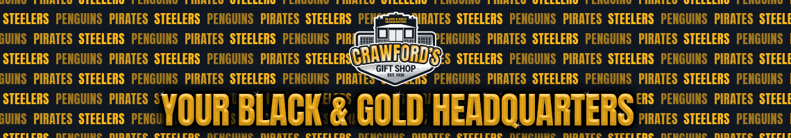 Privacy Policy - Crawford's Gift Shop - Your Black & Gold Headquarters