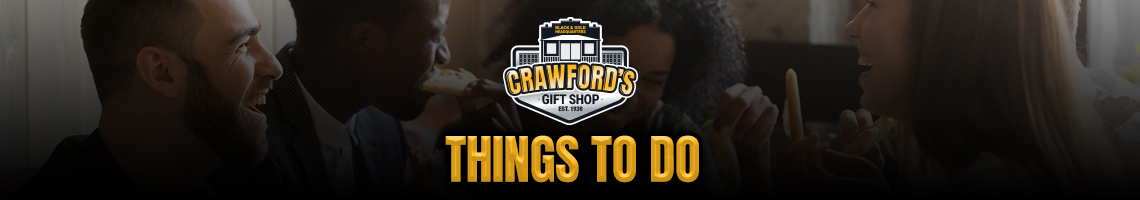 Travelers - Crawford's Gift Shop - Your Black & Gold Headquarters